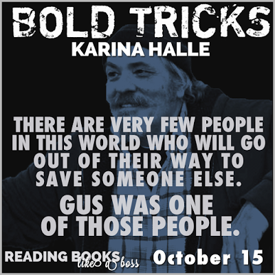 Interview with Karina Halle & Bold Tricks Teaser