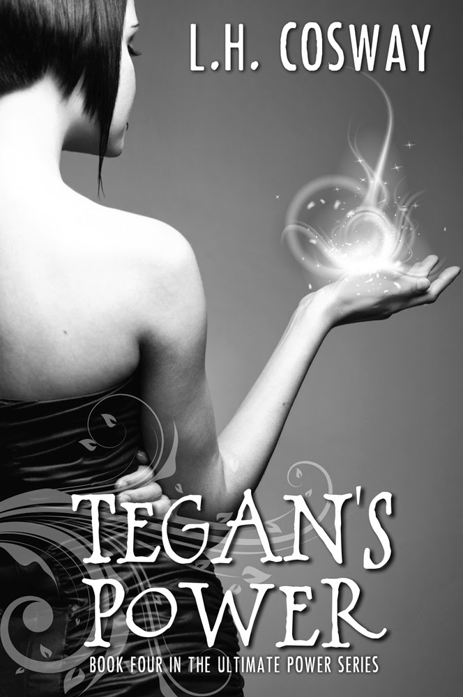 TEGAN'S POWER Cover Reveal