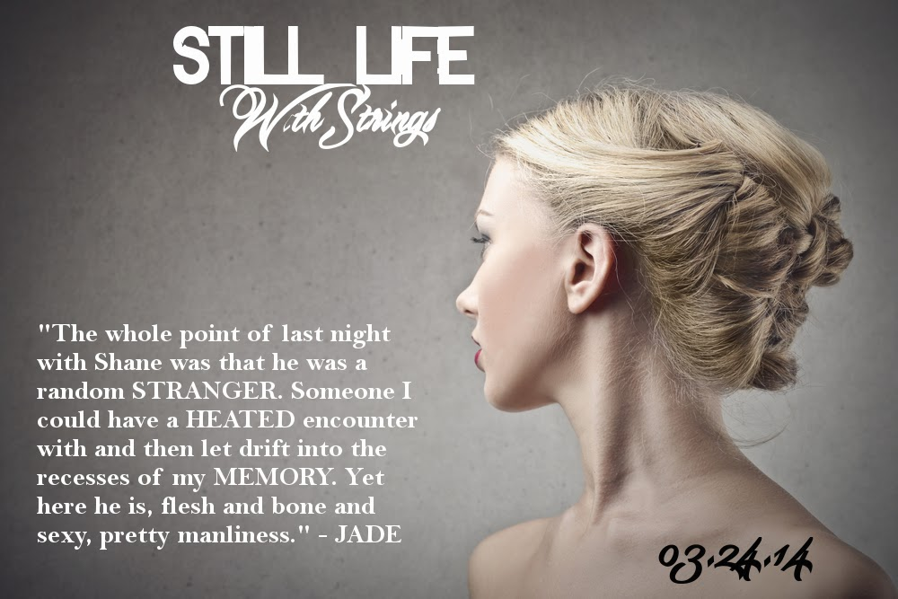 Still Life with Strings Excerpt + Teaser