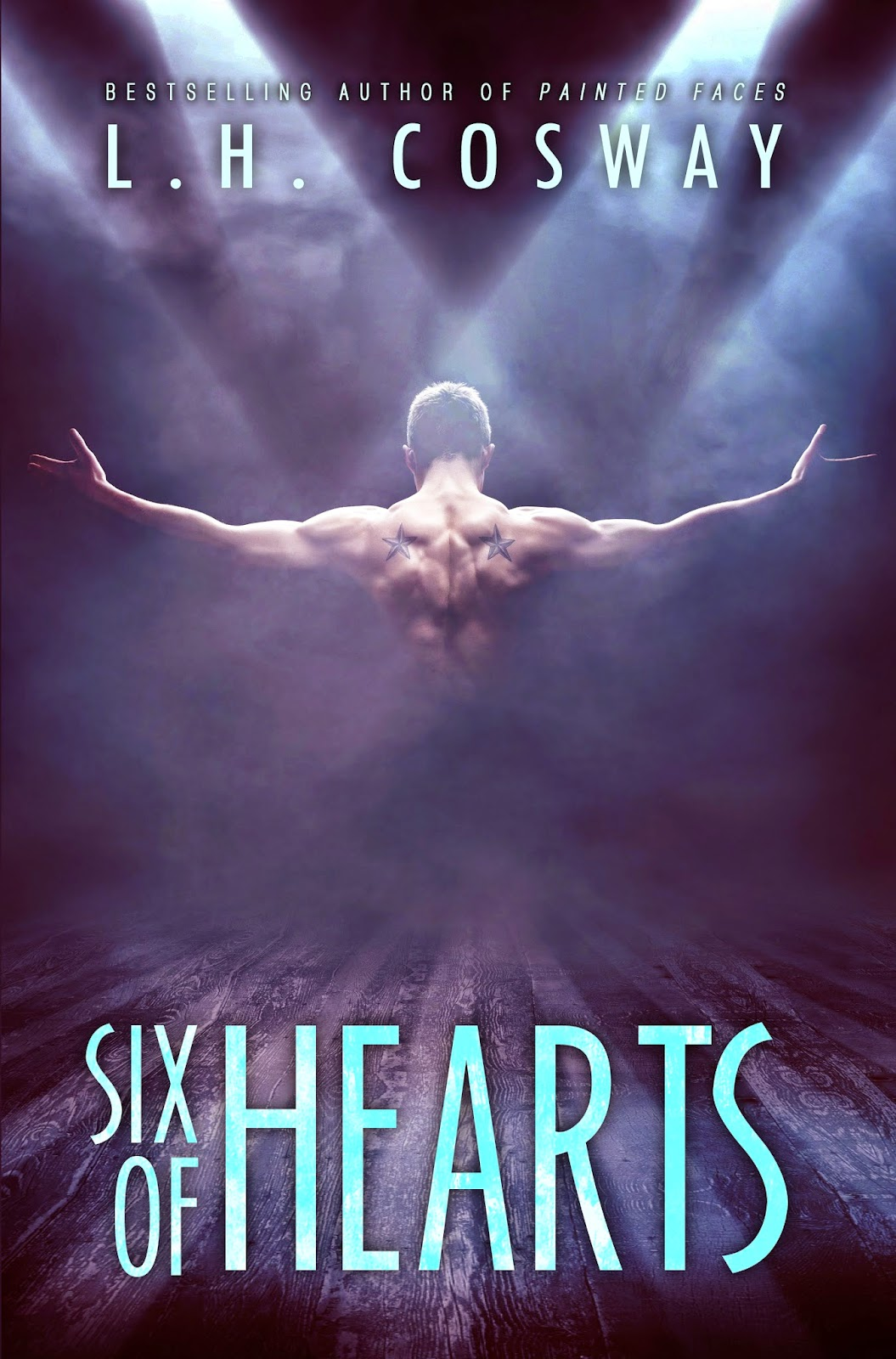 SIX OF HEARTS Cover Reveal