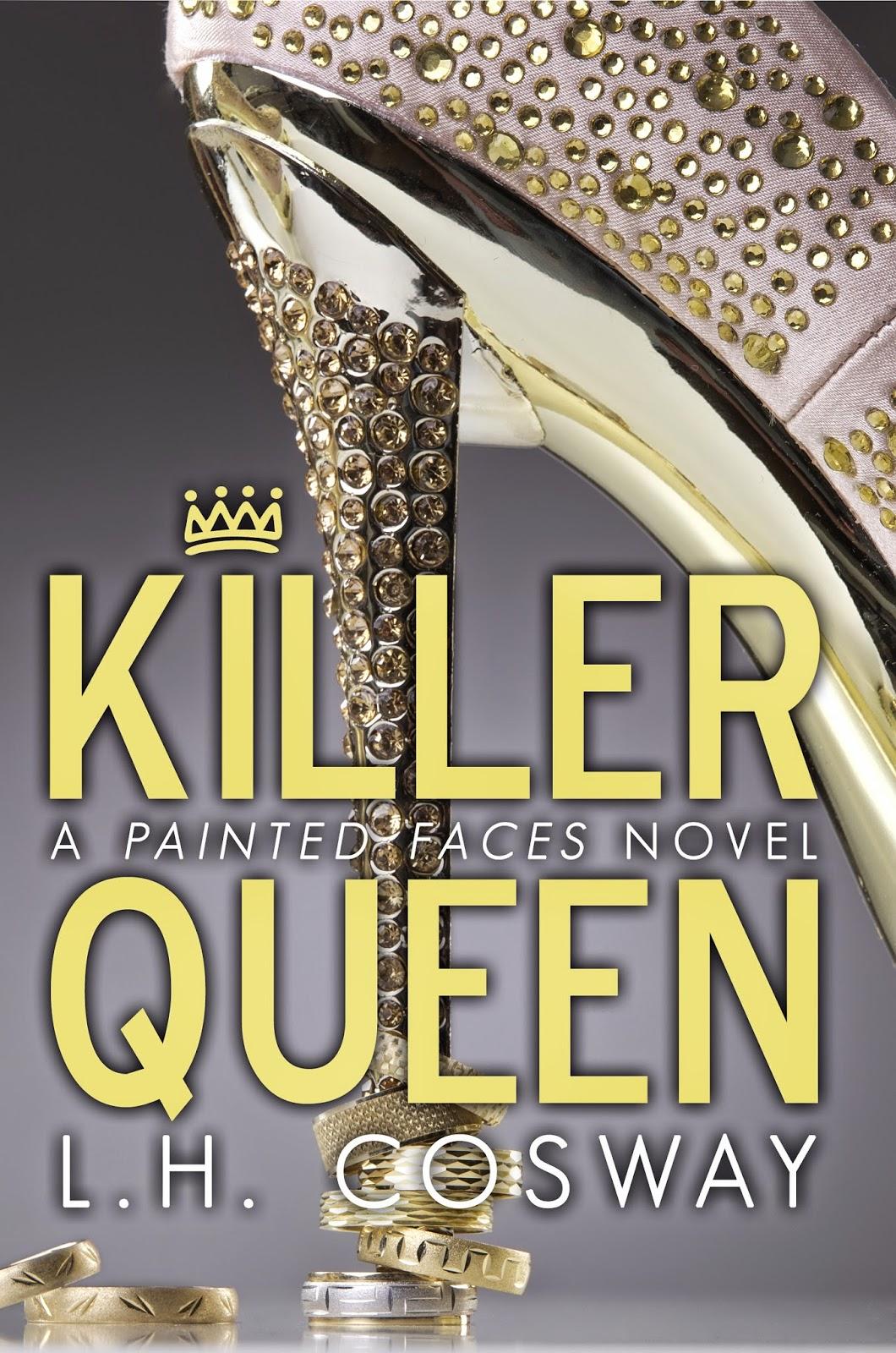 KILLER QUEEN Cover Reveal + Excerpt + Giveaway