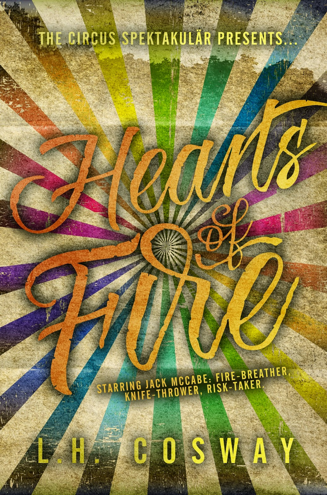 Hearts of Fire Release Day!!!