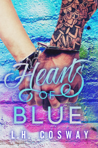 Hearts of Blue_L.H. Cosway_Cover