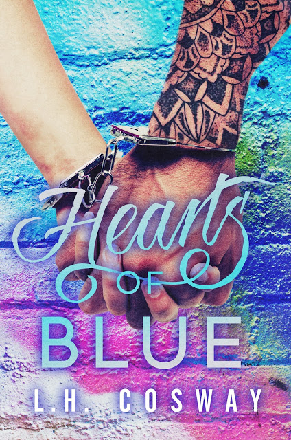 Hearts of Blue Cover Reveal!!!