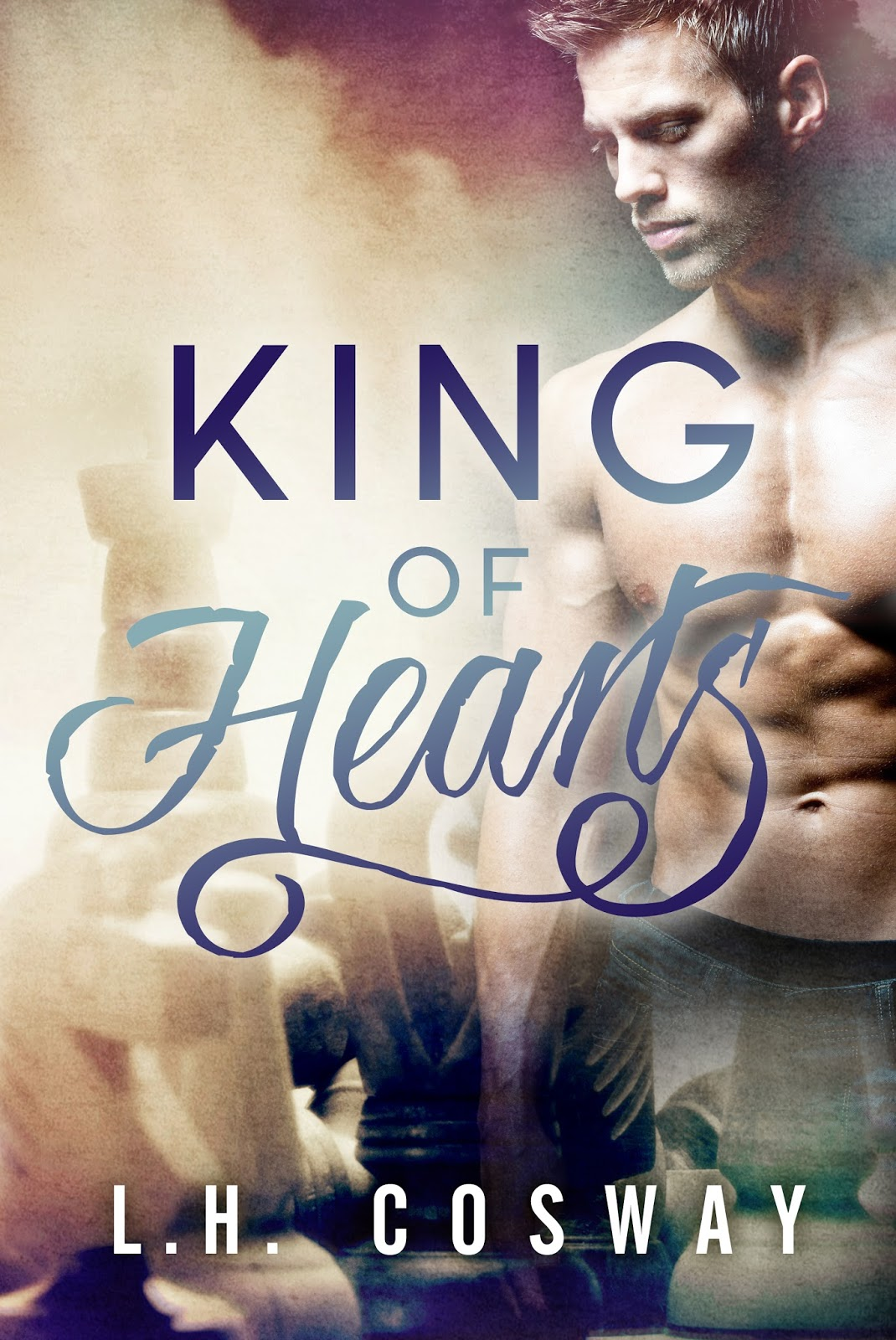 KING OF HEARTS Cover Reveal