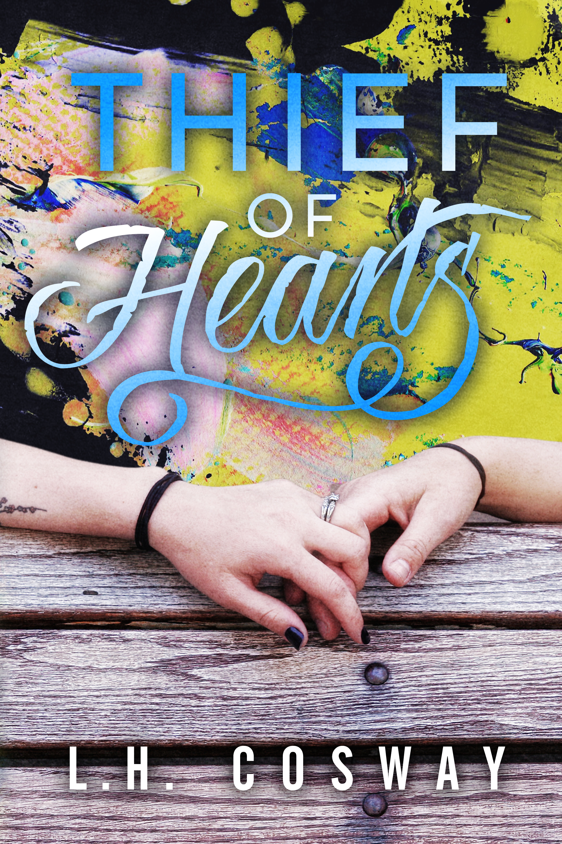 Thief of Hearts Cover Reveal!!