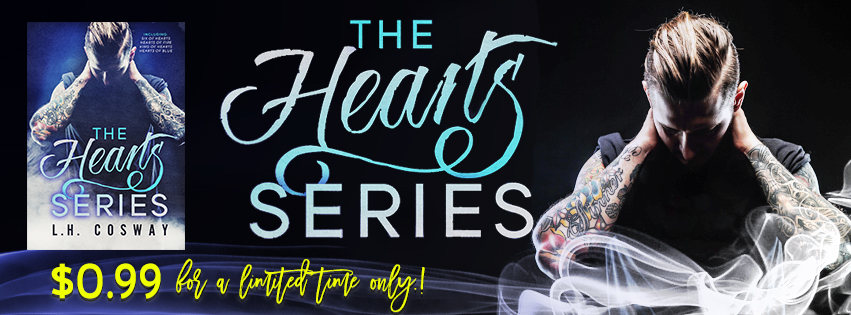 Release Day! The Heart Series Boxset